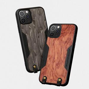 الخشب الحبوب حالة الهاتف لآيفون 12 برو ماكس فون 11 xr xs ماكس 7 8 SE 2020 نمط الخشب TPU حالة الهاتف