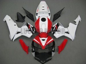 Gifts bodykits ABS white red black Fairings for CBR600RR 2005 2006 F5 CBR 600 RR CBR 600RR 05 06 motorcycle bodywork kit Injection mold