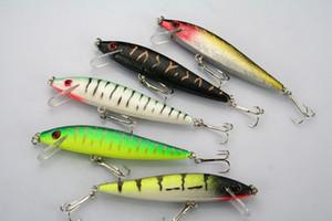 Lot30 Fishing Lures Crankbaits Hook Minnow Baits Tackle Crank Fishing 8.5g 9cm