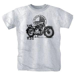 T-shirts Homme Harajuku Top Fitness Marque Vêtements T-shirt Chemise EMW R35 Fun Motorrad Kult Biker rétro Fahrer KFZ Sammler T-shirt