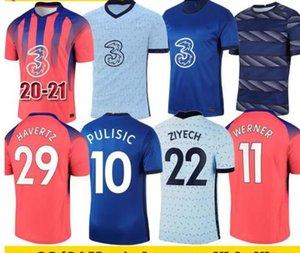 WERNER más nuevas camisetas de fútbol CFC KAKANTE ABRAHAM MONTAJE ZIYECH 2019 2020 2021 NEGRO VIVE LA MATERIA Camiseta de la camisa de fútbol 19 20 21 HOMBRE INFANTIL
