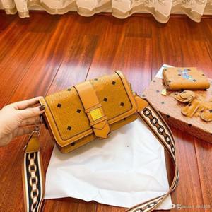 El diseñador diseños de alta calidad bolsa de sillín marca, nueva manera, bolso colgante inclinación, de tres piezas conjunto de bolso de las mujeres 2020.