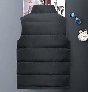 2021 Niké femmes Gilets femmes veste vers le bas col de chaud Drapeau célèbre veste vers le bas Mode Zipper vêtement Appliques sport coton