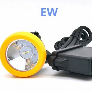 LED Lion Battery Explosion Proof Light Miners Lamp Special For Mine KL5M With Charger mvGh#