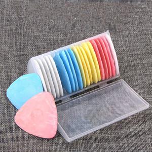 10PCS / Set coloré effaçable Tissu Tissu Patchwork Tailleurs Chalk Marker Vêtements Motif bricolage couture outil Accessoires Needlework