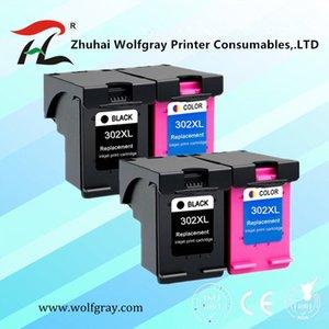 Чернильные картриджи Remanuacted 302xL замена для картриджа 302 XL DeskJet 1110 1111 1112 2130 2131 принтер
