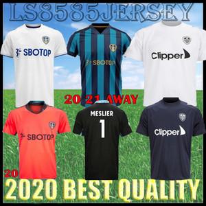20 21 بالقميص لكرة القدم LEEDS المتحدة 2020 2021 رودريغو كوخ COSTA Alioski فيليبس BAMFORD الرجال الأطفال الحارس التدريب قميص كرة القدم لاعب