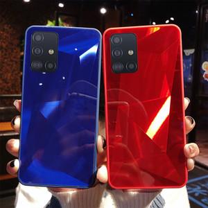 3D Mirror Diamond Glitter Case For Samsung Galaxy A5 A6 A7 A8 A9 J4 J6 J8 2018 J3 J5 J7 2017 2016 S7 edge Note10