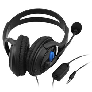 Wired Gaming Headphones 3.5mm Over Ear Game Earphone Stereo Bass Headset w  Microphone Volume Control For Laptop Smart Phone