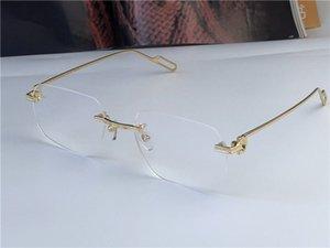 Hot venda transparente quadro lente super leve sem aro irregular vidros óticos homens de negócios óculos de alta qualidade óculos de clara 0113