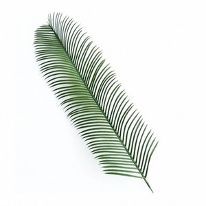 Artificial Palm Leaves Green Plants Palm Branches Diy Accessories For Garland Wreath Christmas Embellishing And Home Garden Deco Gni1#