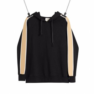 20SS Made in Italy Side Webbing Tracksuits Men Women Fitness Outdoor Hoodies Pants Set High Street Sweater Pant Suit Sport Wear HFYMTZ039