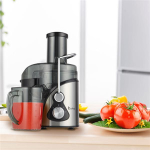 Juicer Machines Fruit and Vegetable Juicer Compact Juicer Extractor Wide Mouth Centrifugal Juicer, Easy Clean Juicer, Stainless Steel