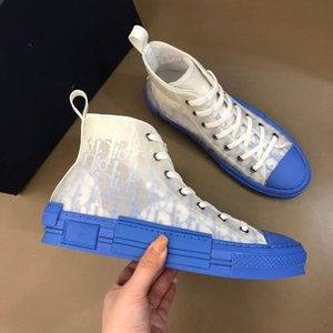2020 latest canvas casual shoes lace frame sports star high-top classic printing technical sense canvas shoes men women sports shoes