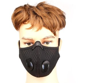Face Anti-pollution Filter Opp with Biking Running Activated Dust Mask Cycling Bike Carbon Anti Riding Idhip