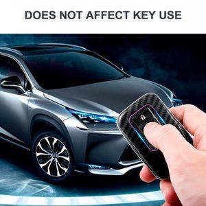Car Key Case Cover For Lexus NX ES GS RX IS RC LX 200 250 350 450H 300H ES200 Remote Key Holder Shell