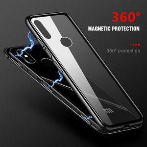 S8 A9 A50 Adsorption A7 S9 For A70 2018 Case A60 A20e Samsung J4plus J8 J6 A30 A10 A40 Metal A20 Magnetic frfSM bdeclothes