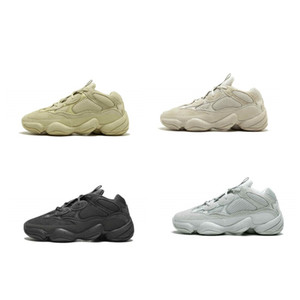 Coconut 500 chaussures Faulenzer Männer Training Turnschuhe Schuhe Laufschuhe Triple Black Multi-Color reine Platinu White Women Sneakers Joggen