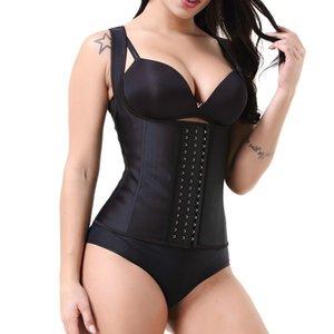 Best selling compression slimming shapewear open bust bodysuit body shaper for women vest