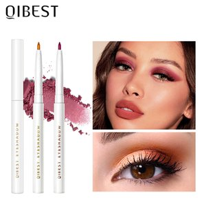 12 Colors Matte Pearlescent Eyeliner Pen Automatically Rotate Long Lasting Waterproof Natural Eye Shadow TSLM1