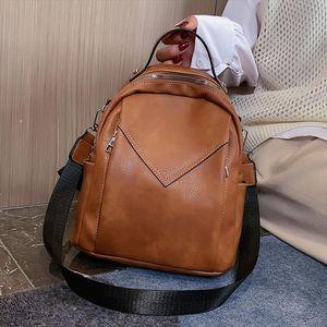 Kız Laamei Kadınlar Deri Sırt çantaları Moda Omuz Çantası Kadın Sırt Çantası Bayan Seyahat Sırt Çantası Mochilas Okul Çantaları