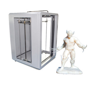Industrial grande macchina stampante 3D ad alta precisione a basso rumore FDM 3D Printing macchina touch screen Auto livellamento Impresora