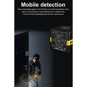 Wireless Camera FX01 Mini IP WiFi HD 1080P di visione notturna di sicurezza domestica TF Camera