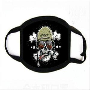 Eadscarf transparente Andanas Suower Drapeau Masque Riding Tue cou Fa Eadscarves Sport magique Eadand Andana # 454