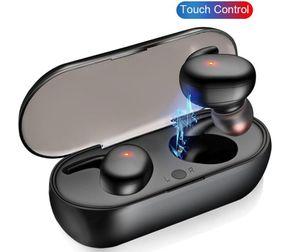 Fones de ouvido sem fio Bluetooth v5.0 Y30 TWS TWS sem fio Bluetooth fone de ouvido fone de ouvido venda quente