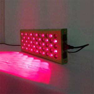 Il nuovo 300w DI SUCCESSO bellezza lampada 670nm 660nm 840nM 850nm Led Anti -Aging dispositivo facciale Trattamento Red Light Led