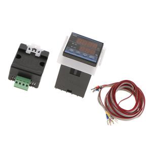 250V Sortie Température numérique Humidité contrôleur
