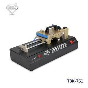 TBK-761 incorporato Vacuum Pump universale OCA di laminazione della pellicola macchina multiuso polarizzatore per LCD Film OCA Laminator
