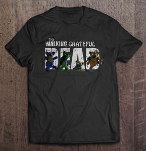 Men T Shirt The Walking Grateful Dead-The Grateful Dead Dancing Bears Women t-shirt