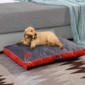 Моющийся Big Dog Bed Pet Soft Large Dog Подушка собаководства Pet Cozy Диван Щенок Mat Cat Bed Husky Лабрадор Teddy Lounger Постельные принадлежности