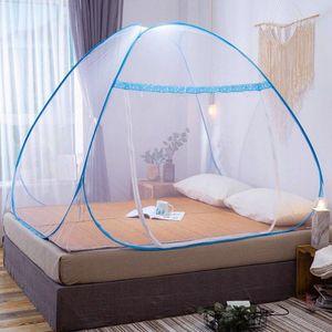 Viagem Rede Net Mongólia gratuitos incluem Band único 2020 Bed Mosquito Bolsa Berth Shelf Folding Nets Instalação Porta bbyTia sweet07