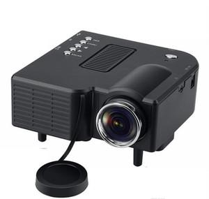 Multimedia Led Hdmi Cinema Uc28+ Entertainment Portable Uc28 Mini Projectors Theater Input Usb sd av Beamer 3d Vga Pocket Projector yxlEH