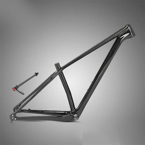 Ig5x7 MTB M5 전체 탄소 섬유 프레임 27.5 29er XC 레버 자전거 자전거 프레임 숨겨진 디스크 브레이크