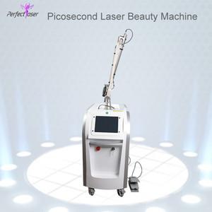 Professionnel picoseconde ND Yag Laser Machine pour récent Sun Damage spot Tattoo Removal Machine CE approbation