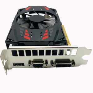 Professionelle GTX1050TI 4GB GDDR5 Grafikkarte 128Bit HDMI DVI GPU-Spiel Video-Karte für NVIDIA PC Gaming