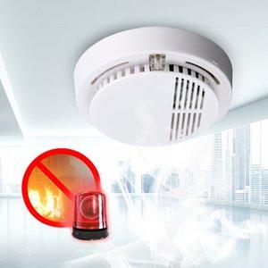 كاشف الدخان كاشف إنذار الحريق المستقلة للمكتب أمن الوطن إنذار الدخان الكهروضوئي