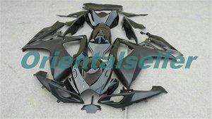 Body For SUZUKI GSX R600 GSX-R750 GSXR-600 GSXR600 06-07 GSX R750 GSXR 600 750 06 07 K6 GSXR750 2006 2007 Fairing kit New Factory black AD04