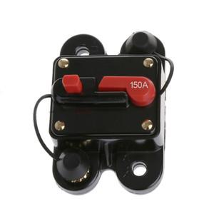 80A Car Audio In-Line Automatische Wiederherstellung Circuit Breaker Sicherung für 12V Schutz