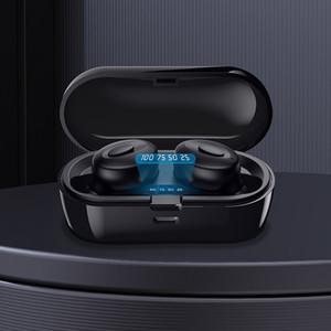 TWS XG 13 Bluetooth 5.0 Беспроводная наушники-вкладыши стерео наушники шумоподавление Спорт наушники для Android телефона В Retail Box