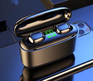 akıllı telefon samsung s10 universal için f9 b11 b10 tomurcuklar + sm-r175 vs G5s TWS Kablosuz Kulaklık Bluetooth Kulaklık Dokunmatik Kontrol Kulaklık