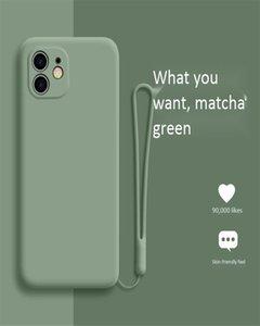 Moda telefon kılıfları 6puls Huawei iphone 11 vaka için su geçirmez Lens hassas delik iphone case