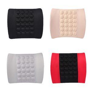 New Hot Sale Electric Vibration Car Massager Waist Pillow Back Lumbar Support Cushion Seat Cushion Essential Accessories