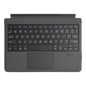 Wireless Keyboard with Presspad for  Surface Go, Ultra-Slim Portable Bluetooth Wireless Keyboard