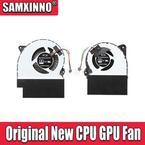 팬 ASUS ROG GL702 GL702Z GL702ZC ROG STRIX S7ZC FAN COOLER 12V 1.0A 0.7A를 COOLING NEW ORIGINAL의 CPU에 GPU