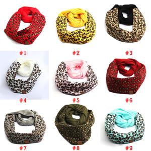 CC lenço de algodão no inverno cachecóis quente para Mulher Moda Leopard Impresso Scarf Com Lable Aventais Atacado DHL / UPS