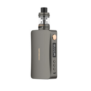 us local warehouse Vaporesso GEN S Kit with NRG-S Tank e cigarettes 220W Output Vape Kits with GT GT4 MESHED Coil